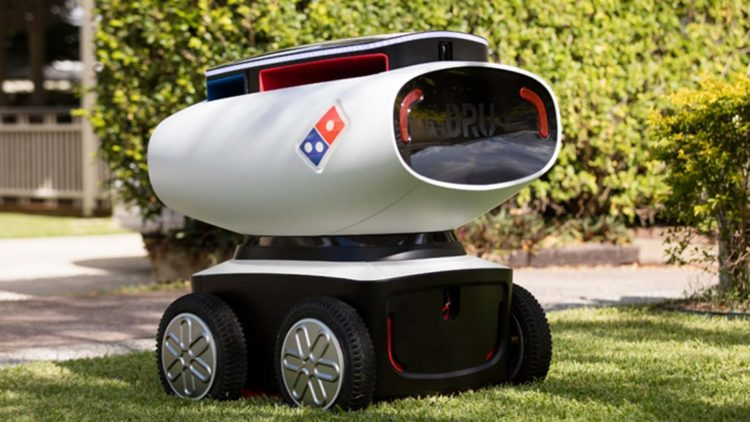 Domino's Pizza and Nuro will start pizza delivery by robotic vehicles