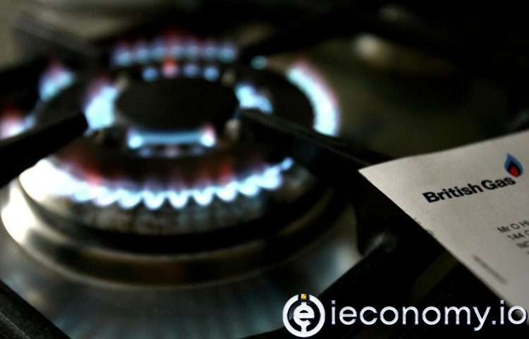 Brits have problems paying for heat due to soaring gas prices
